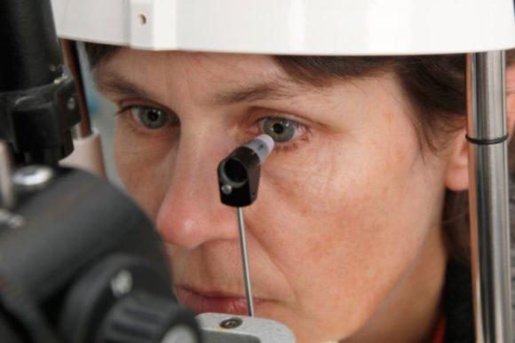 BVA: Glaukom - Messung Augeninnendruck