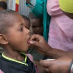 CBM: Medikamentenverteilung gegen Trachom in Äthiopien