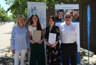 HS Aalen: Doppel-Diplom-Studentinnen