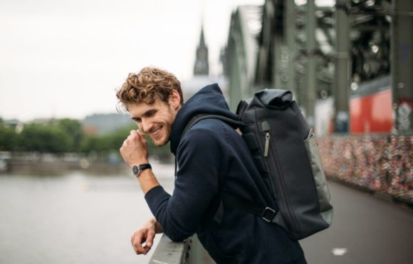 Kapten & Son: Weiteres Produkt - die Backpacks