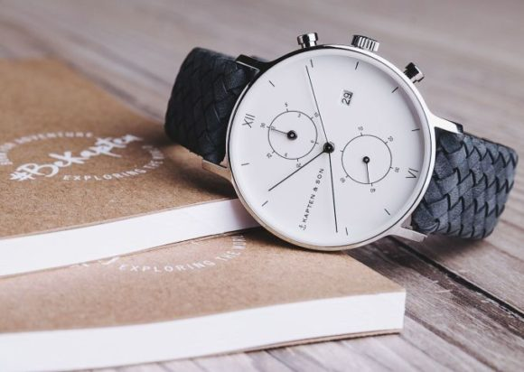 Kapten & Son: Mit Uhren fing es an
