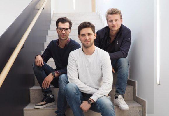 Kapten & Son: Fabian Deventer, Johannes Theobald und Artjem Weissbeck