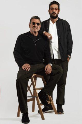 Mr. Leight: Larry und Garrett Leight