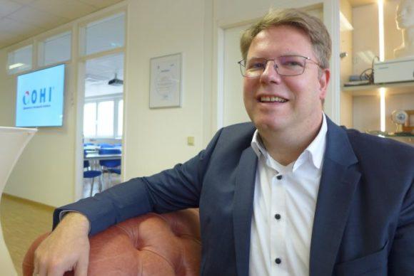OHI: Lehrgangsleiter Dieter Medvey