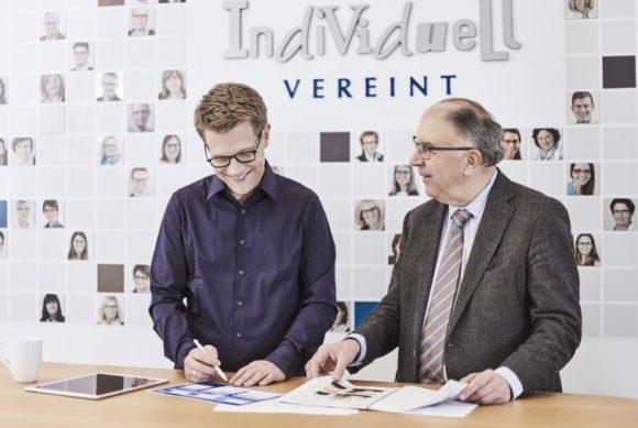 Optik Viehoff: Johannes und Bernhard Kleikamp