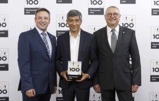Top100 - die Preisverleihung 2018 mit Rupp+Hubrach