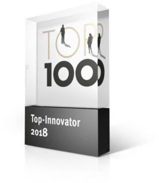 Top100: die Trophäe 2018