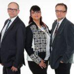 eyebizz: Optik Schier - die Geschwister Sven-Holger Schier, Carmen Jochmann und Knut Schier