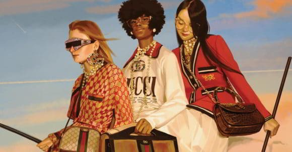 Gucci-Kampagne Spring/Summer 2018
