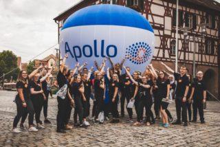 Apollo-Optik: Azubi-Tag 2018