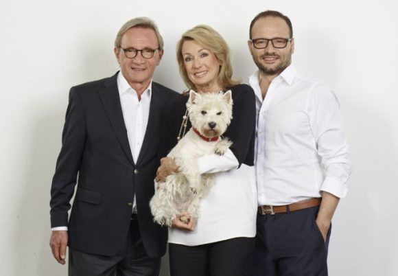 Binder Optic: Famillie Baur und Zara