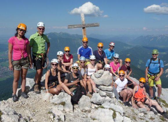 Brillen-Profi: Azubi-Gipfeltreffen