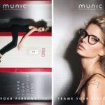 German Brand Award 2018 für Munic Eyewear - hier Auszug aus Katalog