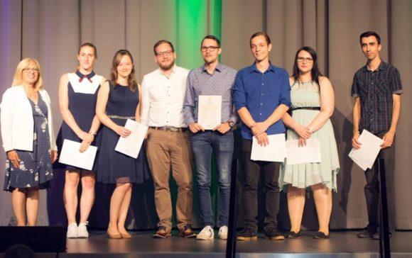SWAV: Freisprechungsfeiern in Baden-Württemberg 2018 - hier in Bruchsal