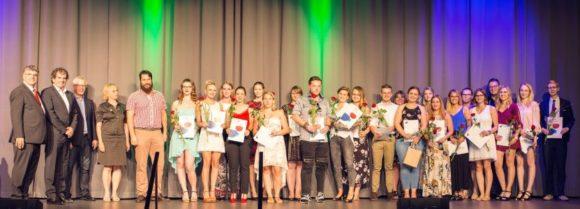 SWAV: Freisprechungsfeiern 2018 - Bruchsal