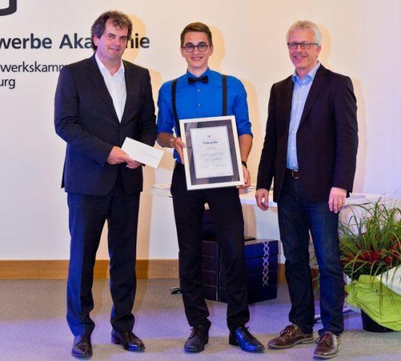 SWAV: Freisprechungsfeiern 2018 - Tobias Hug
