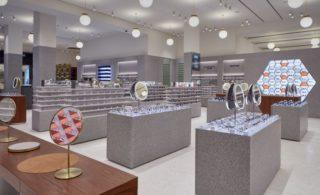 Selfridges: neue Brillenabteilung