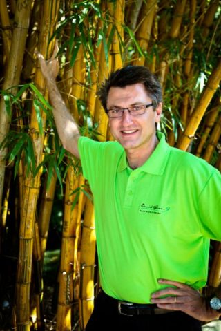 The green company: David Green