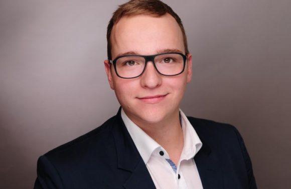 Eschenbach: neuer Gebietsleiter Nord - Lukas Damerow