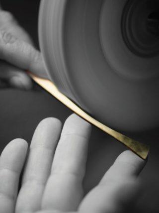 Gold & Wood: Fertigung