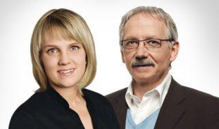 Jonen Augenoptik: Ines und Günter Jonen