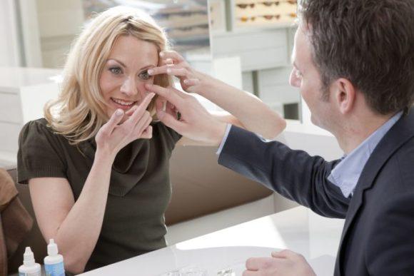 KGS: Kontaktlinsen-Beratung