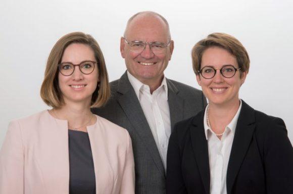 Optik Nosch: Verena, Thomas und Susan Nosch