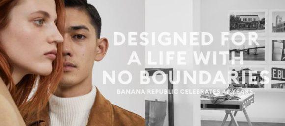 Safilo continues Cooperation with Banana Republic