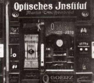 Truckenbrod: Optisches Institut 1919