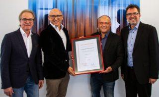 Wagner+Kühner: Bester Fassungslieferant 2018 bei mi