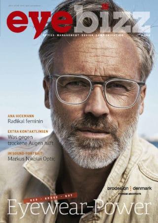 eyyebizz Titelseite Ausgabe 5.2018