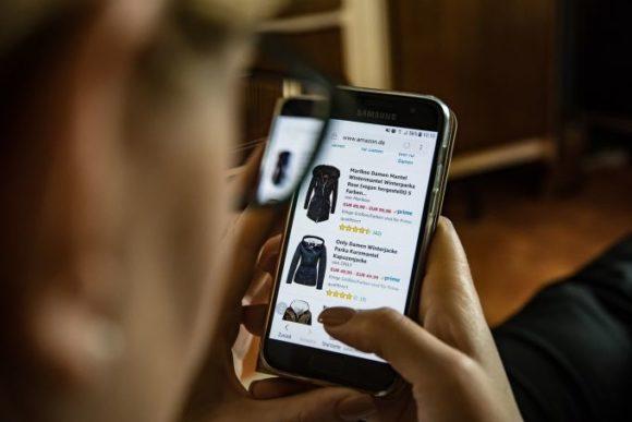 Shopping bei Amazon