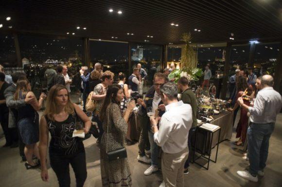 Blackfin: Cocktail-Party zur DaTe