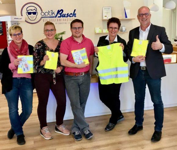 Essilor-Gruppe: WSD 2018 - AO-Aktion Optik Busch