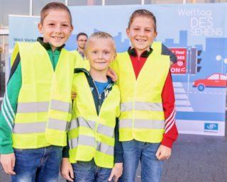 Essilor-Gruppe: WSD 2018 - MA-Aktion - Für gutes Sehen im Straßenverkehr