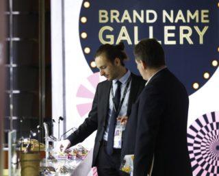 Hong Kong Optical Fair 2017 - brand name gallery