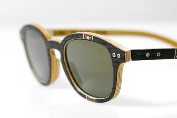 Holzbrillen von In'Bo