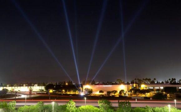 Johnson & Johnson Vision: spotlightsight - hier in Kalifornien