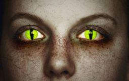 KGS: zu Halloween werden wieder Kontaktlinsen just for fun genutzt