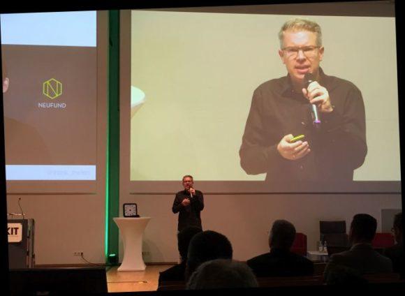 KIT: Vortrag Frank Thelen