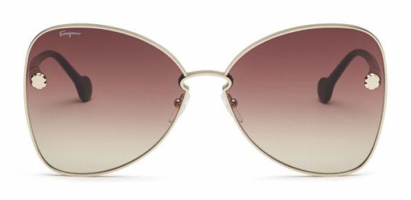 Marchon Eyewear: Salvatore Ferragamo Eyewear - Model SF184S-704