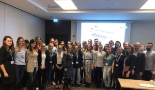 Sicht-Kontakte 2018: Studenten-Forum mit Hecht Contactlinsen