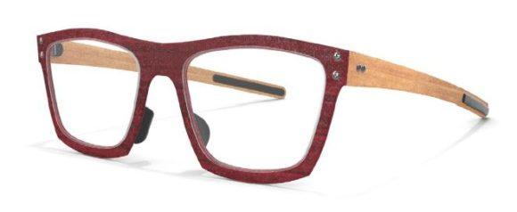Thinwood: Holzbrillen-Modell Edmond