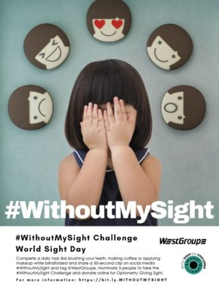 WestGroupe: #Withoutmysight Poster