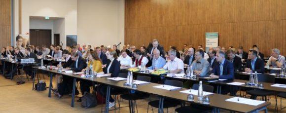 ZVA: Obermeistertagung 2018 - die Delegierten