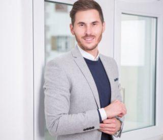 Christian Porombka: neuer Vertriebsleiter bei Eschenbach Optik