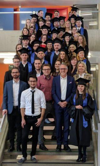 Hochschule Aalen: die Absolventen 2018