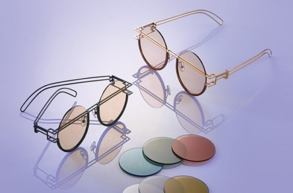 Hong Kong Optical Fair 2018: Brillen-Entwurf von Wong Ka Yan