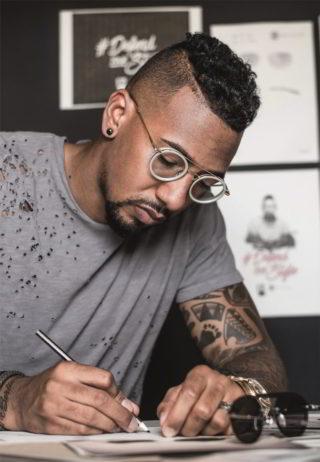 BOA, diese Brillen:neue Kollektion von Jérôme Boateng