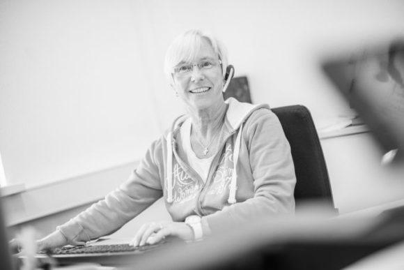 35 Jahre bei Koberg + Tente: Annette Uphoff